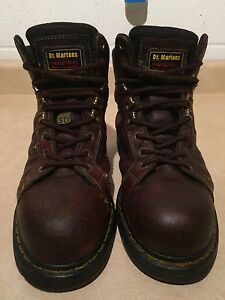 Dr. Martens Steel Toe & Midsole Work Boots Mens Size 9 Womens 10 London Ontario image 4