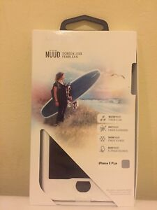 iPhone 8 Plus Lifeproof NUUD