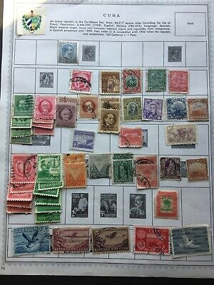 Caribbean Stamp Lot