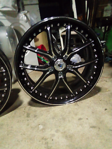 """VE-VF Asanti 3 peice custom forged 20"""" HSV Holden Koo Wee Rup Cardinia Area Preview"""