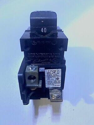 Pushmatic P240 40 Amp Circuit Breaker 2 Pole