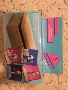 Collectible Lane Hope Chest w/ 5 Totsy outfits and accessories