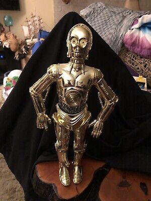 1//6 Scale Figure 1997 C-3PO Hasbro Star Wars Collectors Series 12 in environ 30.48 cm
