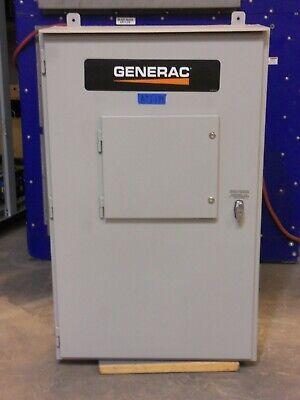 New Generac Automatic Transfer Switch Enclosure Only Nema 3r 30x52x15