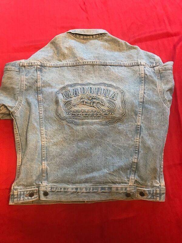 Madonna Music Promo Denim Jacket