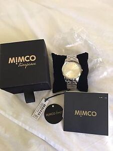 Brand new Mimco Large Round Glimmer watch Tanah Merah Logan Area Preview