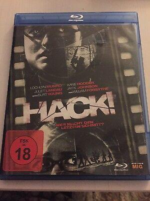 HACK! Wer Macht Den Letzten Schnitt? Zick Zack - Rübe Ab Blu Ray FSK 18