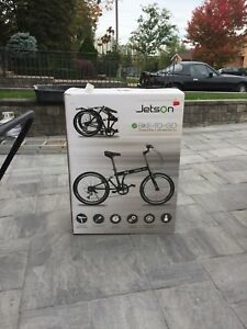 "Brand New Jetson Foldable 24"" bicycle folding bike IN BoX"