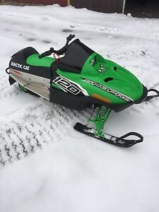 MINT Arctic Cat SnoPro 120!