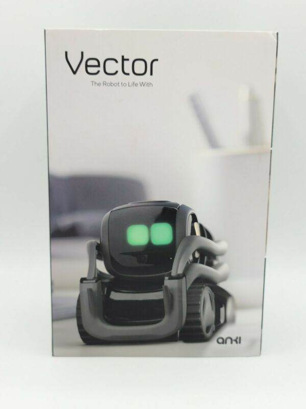 Anki Vector Robot-Interactive Toy, Home Companion Robot With Built In Alexa