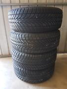 "SAVA 14"" tyres  Kapunda Gawler Area Preview"