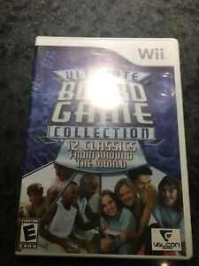 Wii - Ultimate Board Game Collection
