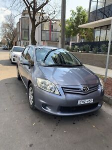 Toyota Corolla low kms for sale