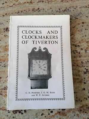 Clocks and Clockmakers of Tiverton