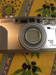 Samsung camera (film use)