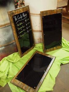 Cafe Acrylic Liquid Chalk Menu Blackboards X 3 Salisbury Brisbane South West Preview