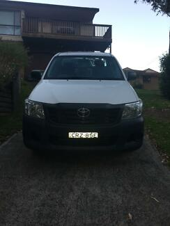 Toyota Hilux Workmate 2014 QUICK SALE