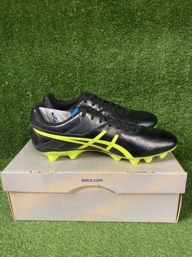Asics Rugby Boots Mens Size US 11 Lethal Speed RS Black ##229991