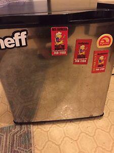 Mini fridge ready for pick up