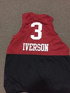 THROW IVERSON PHILLY SPECIAL JERSEY NIKE OFFICAL