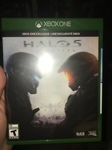 Halo 5 brand new Xbox one