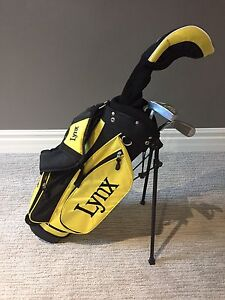 Lynx Kids golf clubs