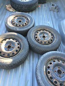175/65 R14 snow tires