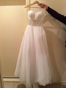 Wedding Dress size 8 Park Holme Marion Area Preview