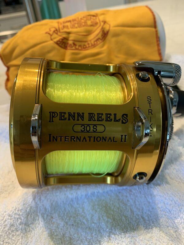 BRAND NEW Penn International ll 30S Reel