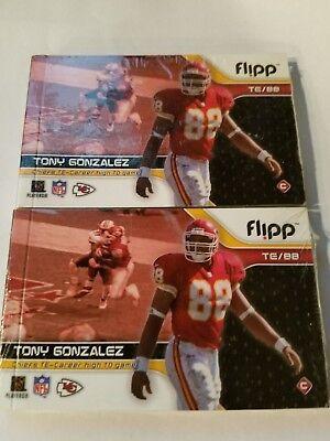 Flipp Book Tony Gonzalez And Preist Holmes
