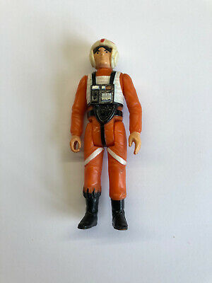 Vintage Star Wars Luke Skywalker X- Wing Pilot Kenner 1984