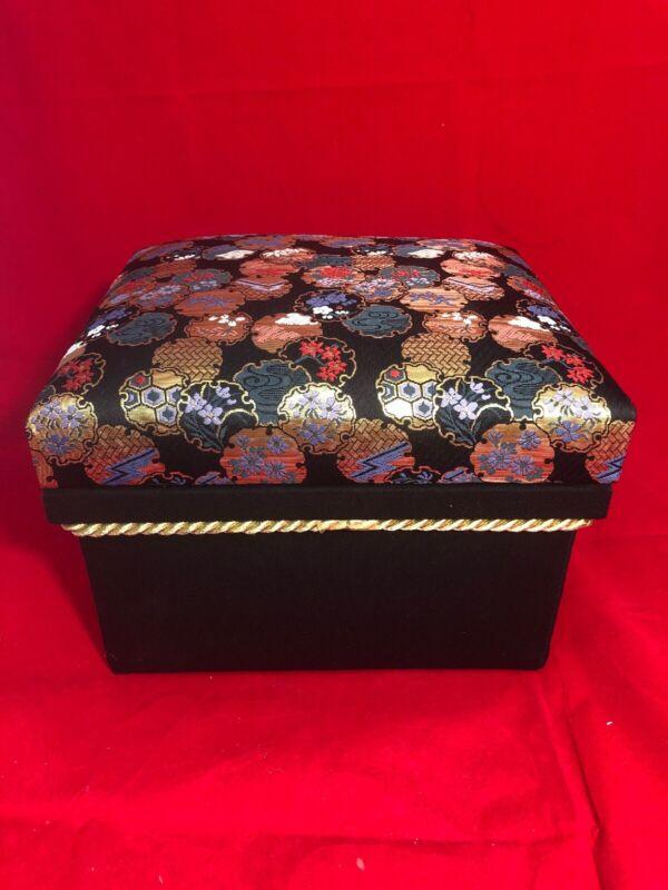 Japanese Tea Caddy Box By Chabako International