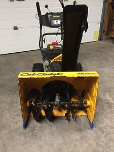 "2012 Cub Cadet 24"" Snowblower"