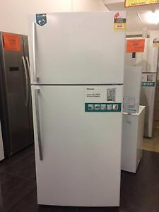 HISENSE 526L TOP MOUNT IN WHITE FRIDGE WITH 12 MONTHS WARRANTY Dandenong Greater Dandenong Preview
