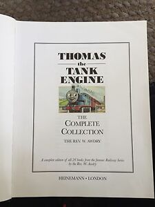 Thomas the Tank Engine The Complete Series Eltham Nillumbik Area Preview