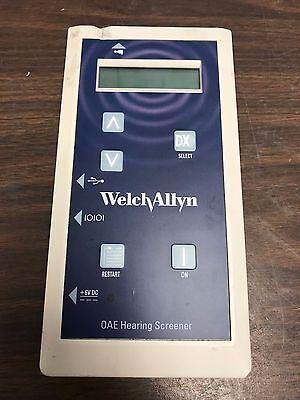 Welch Allyn Oae Hearing Scanner 29400
