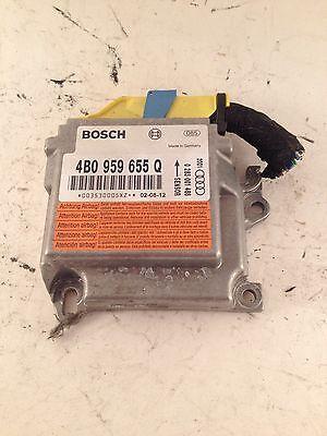 2003 Audi A6 C5 Avant 3 0 Air Bag Control Module 4B0 959 655 Q