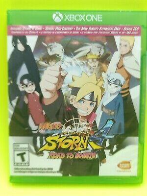 Used, Naruto Shippuden: Ultimate Ninja Storm 4 -- Road to Boruto (Microsoft Xbox One, for sale  Shipping to Nigeria