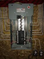Journeyman Electrician looking for extra work