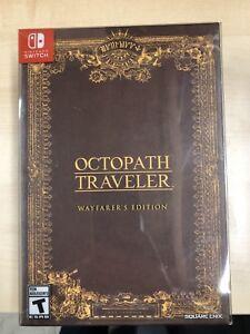 Octopath Traveler Wayfarer's Edition (Neuf) Nintendo Switch