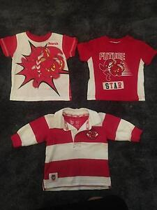 St George Illawarra Official Baby/Kid Jersey & Shirts Condell Park Bankstown Area Preview