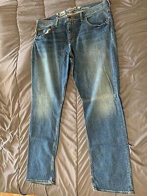 QUICKSILVER Men's Regular Fit Denim Jeans - Size 40 x 34