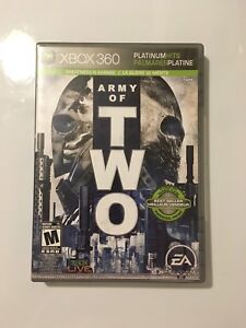 Army of two, xbox 360