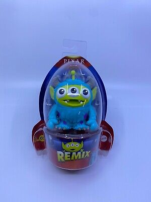 "DISNEY PIXAR REMIX TOY STORY MOVIE Sully Monsters Inc 3"" FIGURE NEW"