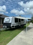 2014 scope 21ft caravan Worongary Gold Coast City Preview
