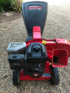 MTD mulcher chipper. Ready to clean-up your yard Berry Shoalhaven Area Preview