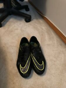 Nike mercurial (blackout/lime) 2017 model