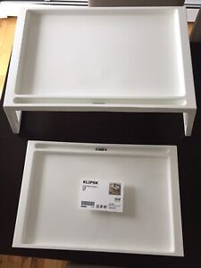Pair of IKEA TV Trays for sale
