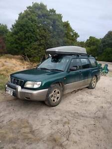 Subaru forester limited 2000 AWD
