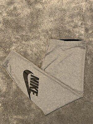 Nike Women's Plus Size Leggings Size 30-32 BV2109 091 Grey NEW